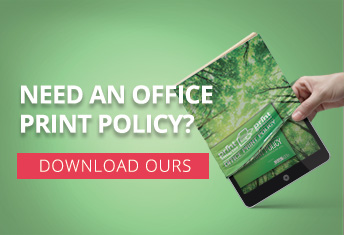 Office Print Policy