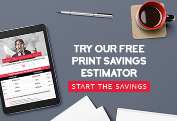 Print Savings Estimator