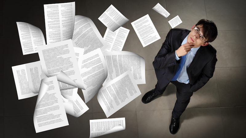 Why You Need to Take Control of Your Office Documents, United Business Systems, Fairfield, NJ
